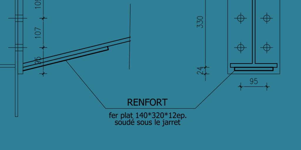 AMOCER renforcement de structures plan